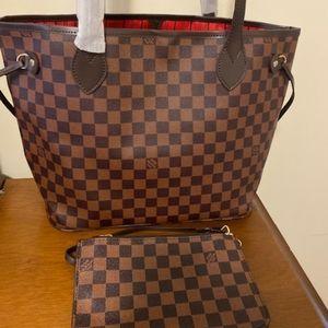 ***med m neverfull new Louis Vuitton